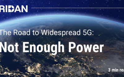 The Road to Widespread 5G: Not Enough Power